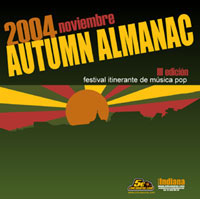 III Autumm Almanac ::: Festival Itinerante de música Pop
