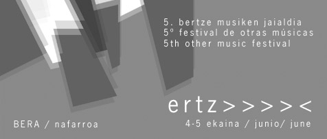 Enter-vista al responsable del ERTZ FESTIVAL